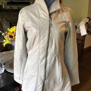 Mondetta grey/ silver spring jacket